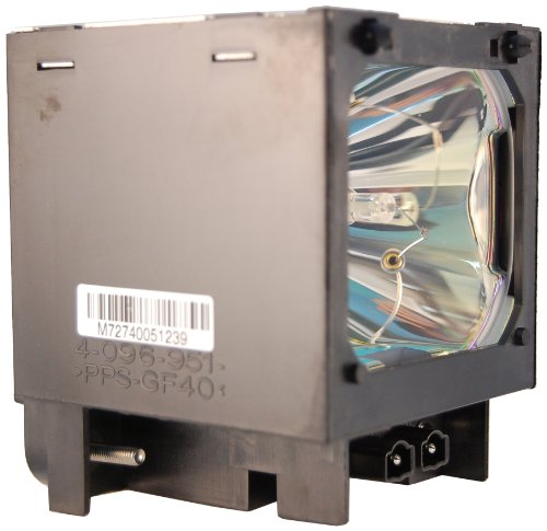 DNGO Sony Xl2100u Projection Tv Lamp Equivalent with Housing