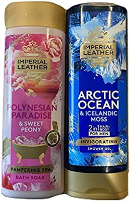 Imperial Leather Arctic Ocean and Moss