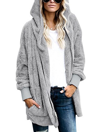 Lookbook-Store-Womens-Oversized-Open-Front-Hooded-Draped-Pockets-Cardigan-Coat