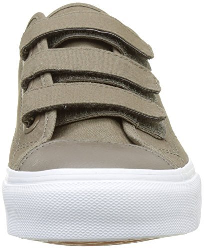 Vans Herren UA Style 23 V Sneakers Braun (Canvas Walnut/true White)