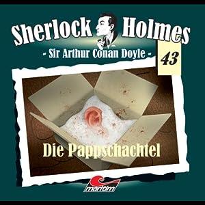 Die Pappschachtel (Sherlock Holmes 43) Hörspiel