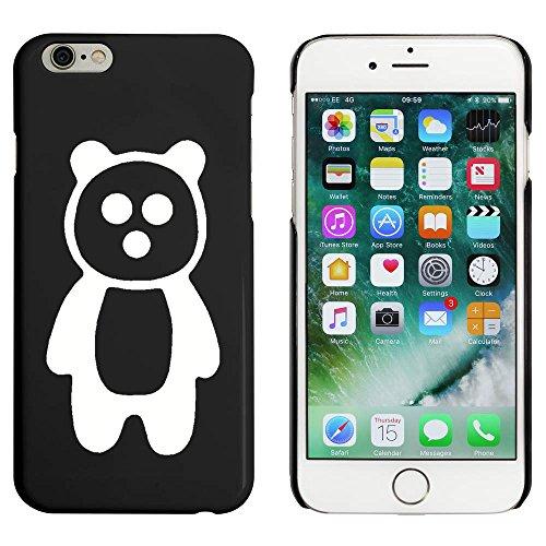 Noir 'Panda Mignon' étui / housse pour iPhone 6 & 6s (MC00088420)