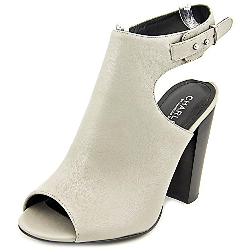 Charles By David Donna In Pelle Garcia Ankle-boot Boot Fog-sl Soft