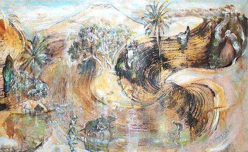 (Ian Van Wieringen: Contemporary Australian Paintings)
