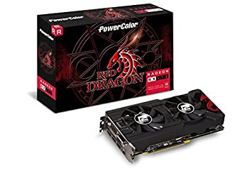 Amazon.com  PowerColor Red Dragon Radeon RX 570 AXRX 570 4GBD5-3DHD ... 636f8594f93