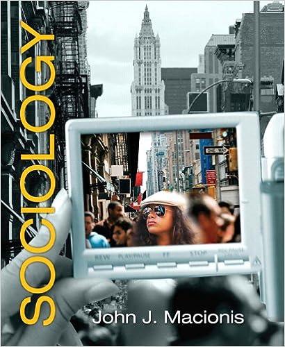 Sociology 13th Edition 9780205735747 John J