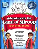 img - for Adventures in the Land of Miroop - 4 Books in One book / textbook / text book