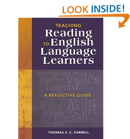 Ell teaching materials amazon teaching reading to english language learners a reflective guide fandeluxe Gallery