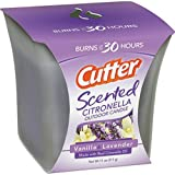 Cutter Scented Citronella Outdoor Candle (HG-96154) (11 oz)