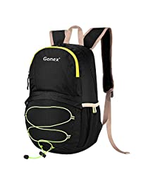 Gonex 15L Lightweight Packable Hiking Backpack for Kids, Small Handy Travel Daypack