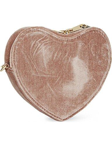 Women's Cross Bag Heart Pink London body Geiger Velvet Kurt TxwqCAE4T