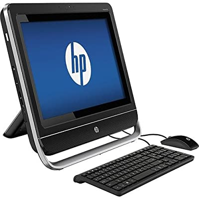 """Hp - Pavilion 20"""" Touch-screen All-in-one Computer - 4gb Memory - 1tb Hard Drive"""