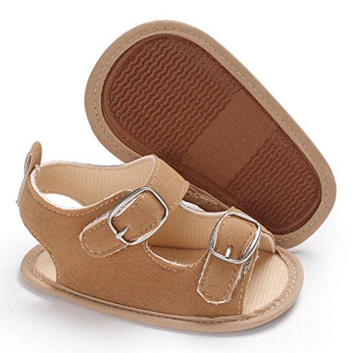 Transer Baby Boy Weiche Sandalen Kleinkind Schuhe BW