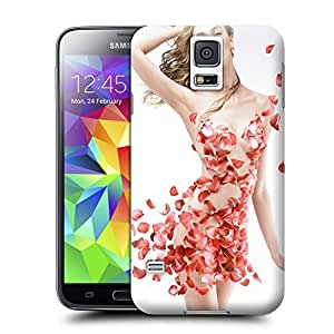 Unique Phone Case Women#7 Hard Cover for samsung galaxy s5 cases-buythecase