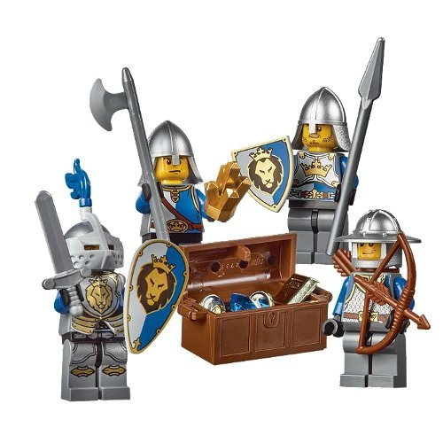 LEGO Castle Knights Accessory 32 Pc Set -