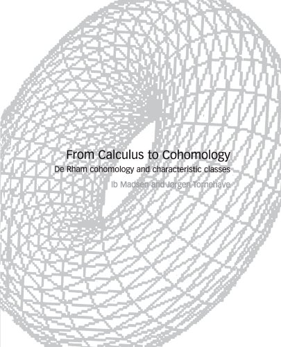 From Calculus to Cohomology: De Rham Cohomology and Characteristic Classes