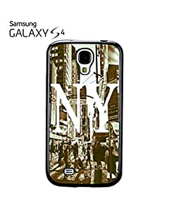 New York NY Retro Mobile Cell Phone Case Samsung Galaxy S4 White
