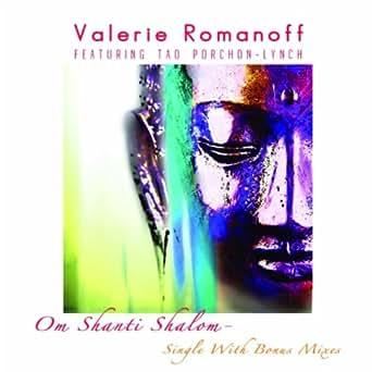 Amazon.com: Om Shanti Shalom- Mellow Version (feat. Tao Porchon ...