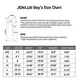 JOMLUN Boy's Casual Quick Dry Outdoor Convertible