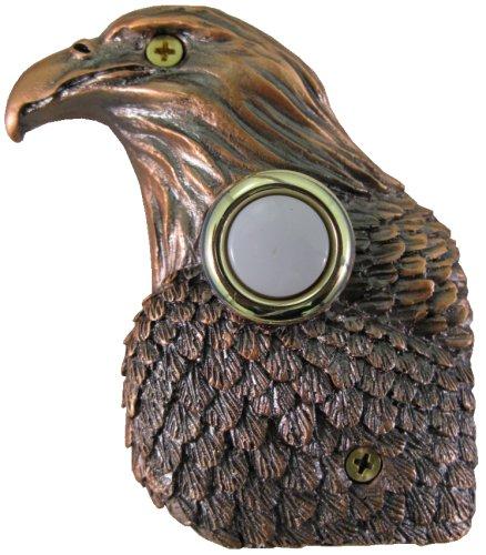 Waterwood Bronze Plated Eagle Doorbell ()