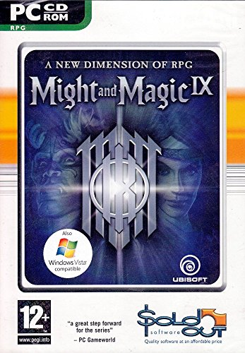 Might and Magic 9 - PC