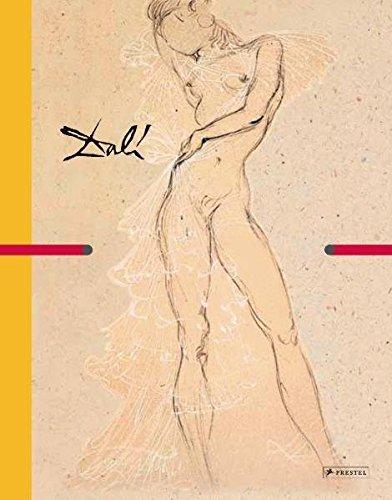 Erotic Sketchbooks: Salvador Dalí