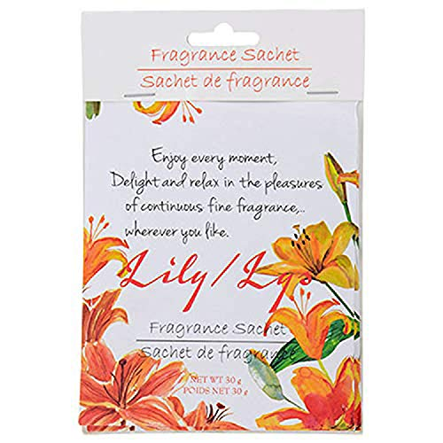 Lily-Scented Fragrance Sachets (2-ct. Pack)