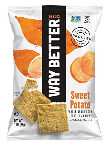 sweet corn potato chips - 7