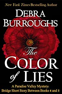 The Color Of Lies by Debra Burroughs ebook deal