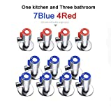 Bakala SUS 304 Stainless Steel Kitchen Bathroom Accessories Angle Valve for Toilet / Sink / Basin / Water Heater Angle Valves