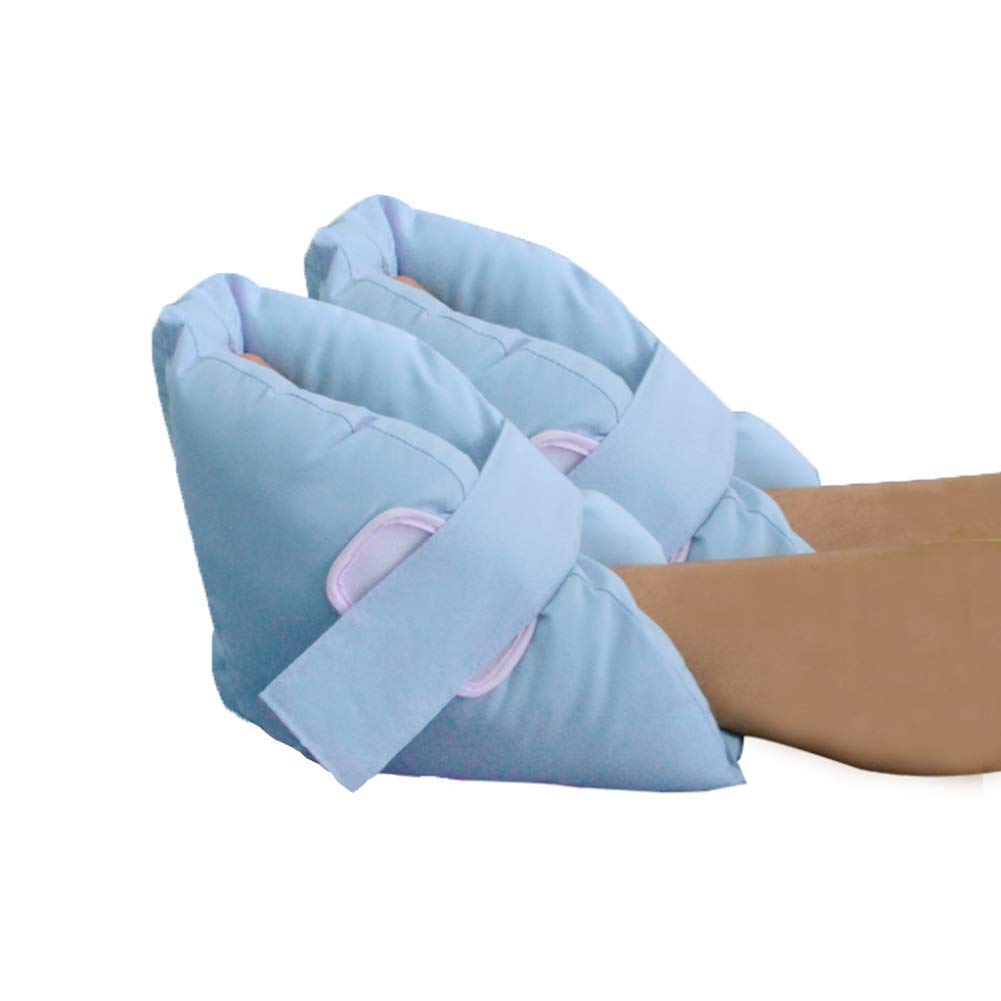 Heel Pressure Sore Pad,Foot Pillows,Ankle Pads, Heel Protection Foot Cover,Aged Care Products, 1pair