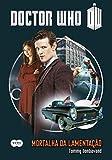 capa de Doctor Who: mortalha da lamentação