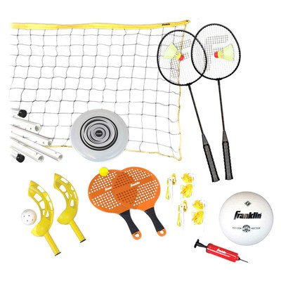 Fun 5 Combo Lawn Game by Franklin Sports