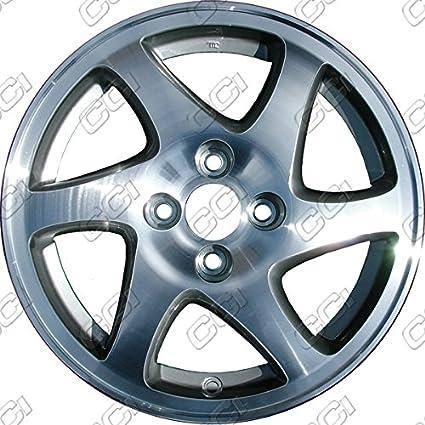 Amazoncom Polished Refurbished OEM Wheels For ACURA - Acura integra wheels