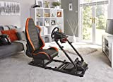 XR Chicane Racing Seat Including Bracket - Black