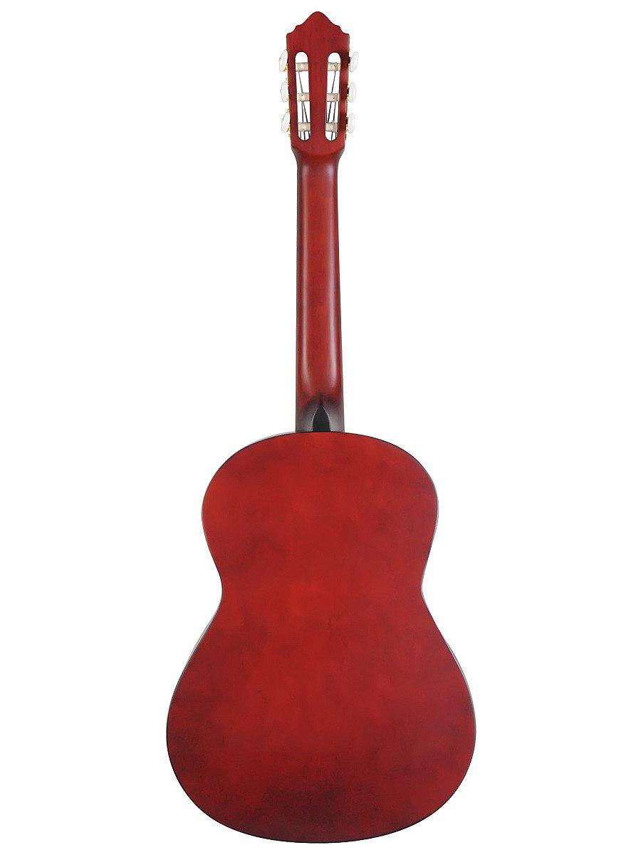 ADM JC113-SB 39'' Full Size Entry Level Classical Guitar Package, Sunburst Matte by ADM (Image #2)
