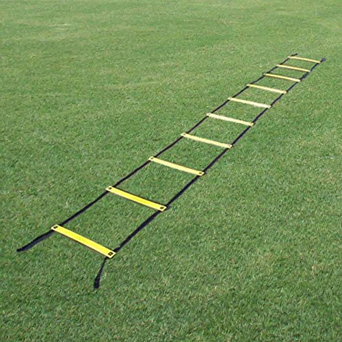 Energi 8_blu Soccer Speed Agility Sports Training Ladder 30 Feet by Energi 8_blu