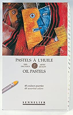 "Sennelier Oil Pastel Pad - 6.5""x9.5"" Pad"