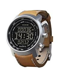 Suunto Men's Elementum SS018733000 Brown Leather Quartz Watch