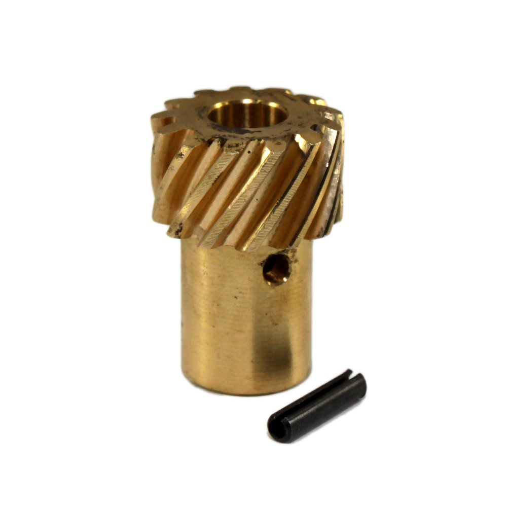 Assault Racing Products 1083 Bronze Distributor Gear MSD .500 Shafts SBC BBC Chevy Roller Cam