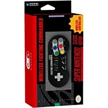 HORI Super SNES Classic Edition Fighting Comander Wireless Controller