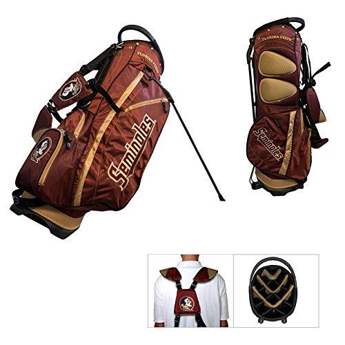 FSU Florida State University Standup Golf Bag - Golf Stand Bag by Team Golf