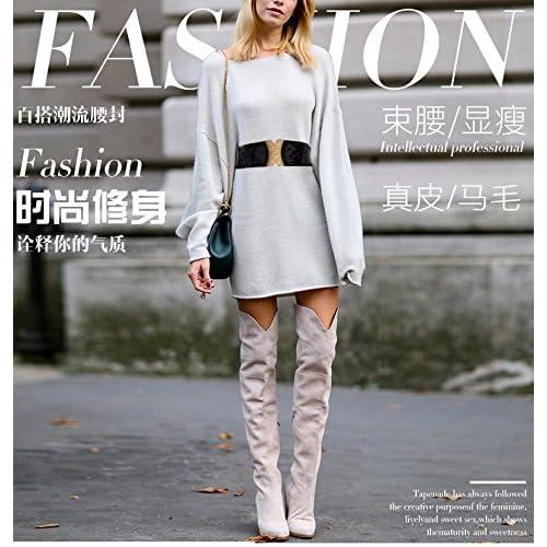 5c6a12e768 YANGFEIFEI-PD Cinturón muy elegante La chica elegante cintura elástica Down  Jacket untar falda con