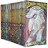 A Series of Unfortunate Events 1-13 Books Set Pack 13 Collection RRP £90.87 ( Includes The Bad Beginning, The Reptile Room, The Wide Window, The Grim Grotto, The Penultimate Peril, The End ) (A Series of Unfortunate Events)