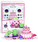 Sophia's 18'' Doll Tea Party Set for Dolls (25-Piece)