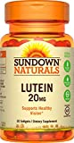 Sundown Naturals® Lutein 20 mg, 30 Softgels For Sale