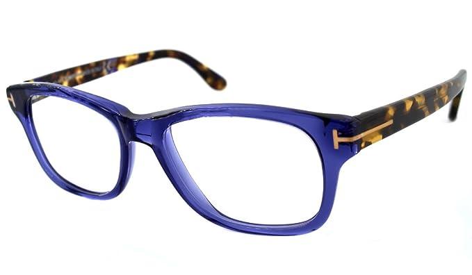 tom ford for man ft5147 090 designer eyeglasses caliber 52
