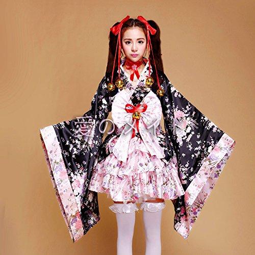 Damen Maskerade Einteiliges Damen Pink Bekleidung Halloween GYH Dienstmädchen Kleider Gotisch Karneval Kostüm Show Clothing Kleid Mädchen 7w1Yqxv