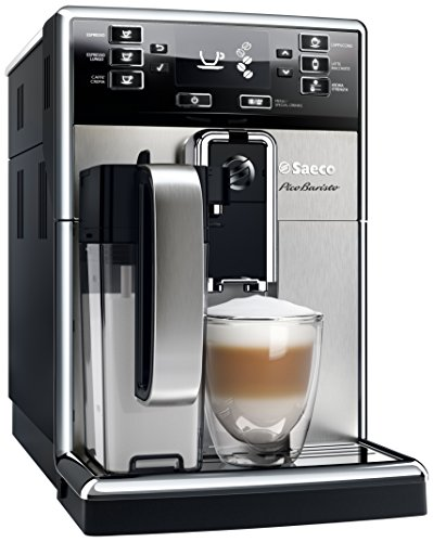 Saeco HD8927/47 PicoBaristo Super Automatic Espresso Machine