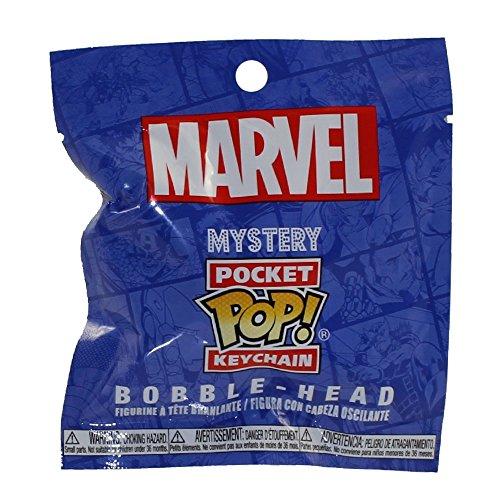 Funko Pop Keychain Blindbag: Marvel Collectible Figure ()